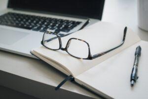 working capital business loan on a macbook